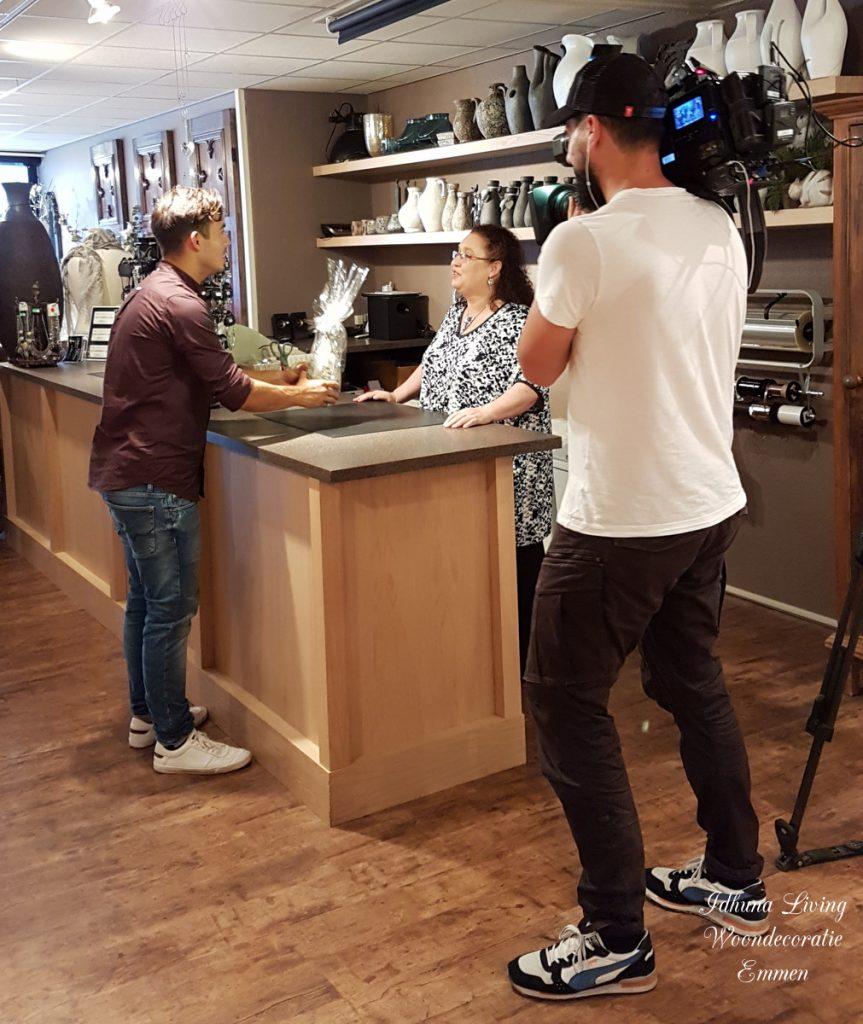 RTL 4 LIFESTYLE EXPERIENCE woonspecial met TV debuut Idhuna Living afrekenen