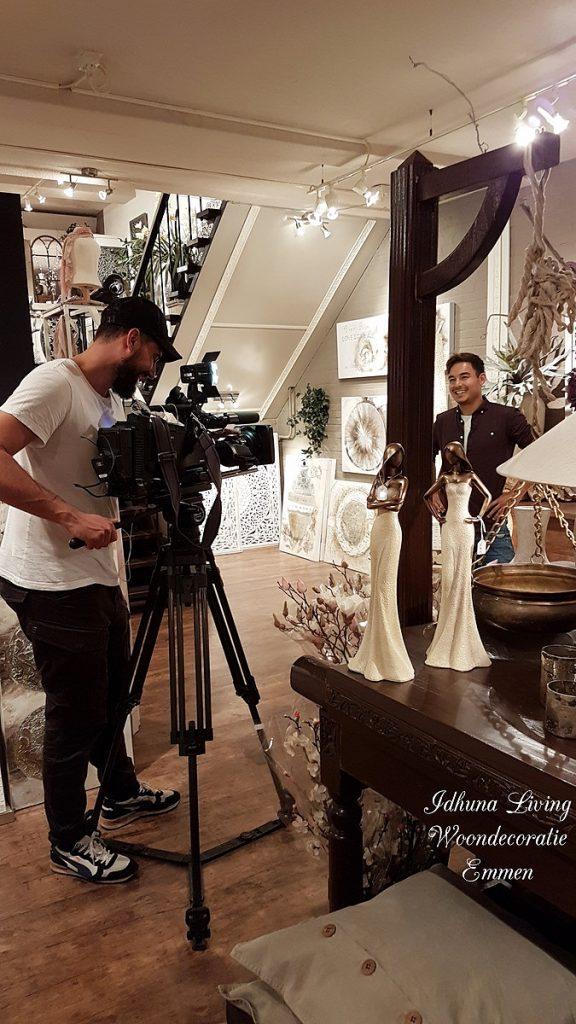 RTL 4 LIFESTYLE EXPERIENCE woonspecial met TV debuut Idhuna Living plezier voor twee
